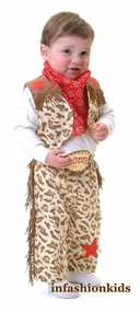 Baby Costume / Rodeo Cowboy Costume