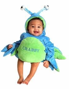 Baby Crab Costume - Crabby Costume  out of stock