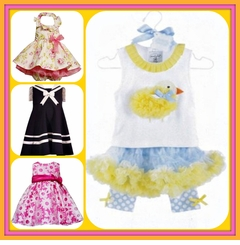 Baby Easter Dresses : Infant Easter Clothing