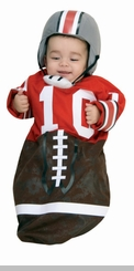 Baby Football Bunting Costume
