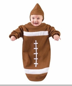 Baby Football Halloween Costume