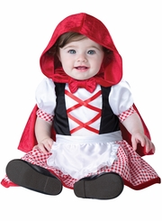 Baby Girl Costume : Little Red Riding Hood