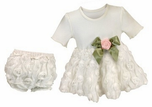 Baby Girls Girl's Night Out Dress & Bloomers