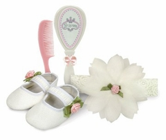 Baby Girls Girl's Night Out Headband Gift Set - sold out