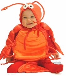 Baby Halloween Costumes - The ORIGINAL Lobster Costume   -sold out