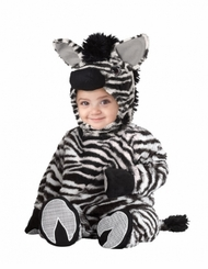 Baby Infant Zebra Costume