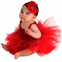 Baby Ladybug Tutu Dress Costume