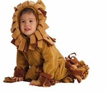 Baby Lion Costume - Shaggy Lion