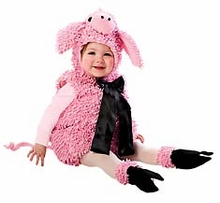 Baby Pig Costume - Little Piggy sold out