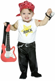 Baby Rock Star Costume - Toddler Future Rock Star Costume - sold out