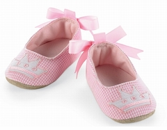Baby Shoes for Girls - Princess Crown