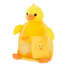 Baby Shower Gifts - Duck Bath Towel Gift Set
