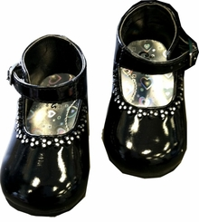 Baby / Toddler Black Patent Maryjanes Shoes
