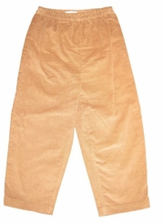 Baby Toddler Boys Khaki Corduroy Pants
