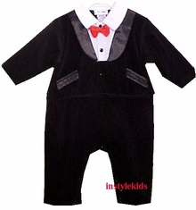 Baby Tuxedo - Infant Boys - SOLD OUT