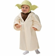 Baby or Toddler Yoda Costume - Star Wars Costume