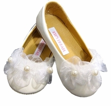 Ballerina Shoes - Flower Girl Shoes
