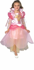 Barbie 12 Dancing Princesses Jocelyn Costume -Deluxe