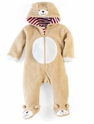 Bear One Piece Coverall