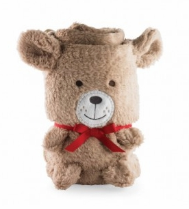 Bear Plush Blanket - SOLD OUT