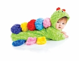 Belly Babies Colorful Caterpillar Bunting Costume