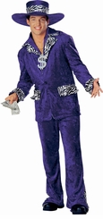 Big Poppa - ADULT Costume - IN STOCK