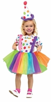 Big Top Fun Costume - Clown Costume COMING SOON