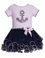Bonnie Jean Anchor Tutu Dress