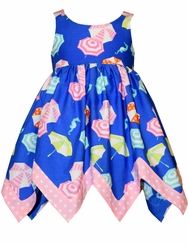 Bonnie Jean Baby Girls Beach Umbrella Sundress