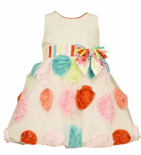 Bonnie Jean Baby Girls Birthday Dress