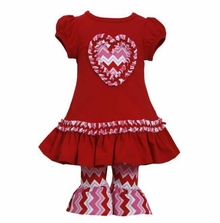 Bonnie Jean Baby-Girls Valentine's Day Knit Set  FINAL SALE