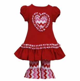 Bonnie Jean Baby-Girls Valentine's Day Knit Set - SOLD OUT