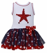 Bonnie Jean Baby-Infant Girl's Star Tutu Dress