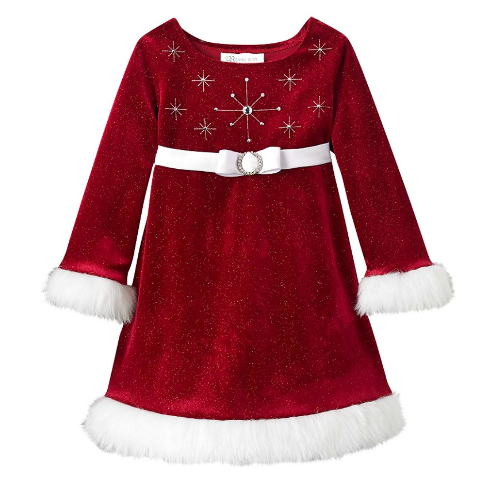 Bonnie Jean Christmas Dress 7 16