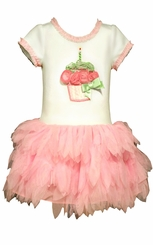 Bonnie Jean Little Girls First Birthday Cupcake Dress
