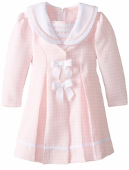 Bonnie Jean Little Girls Houndstooth Coat Set sold out
