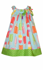 Bonnie Jean Little Girls Popsicle Sundress