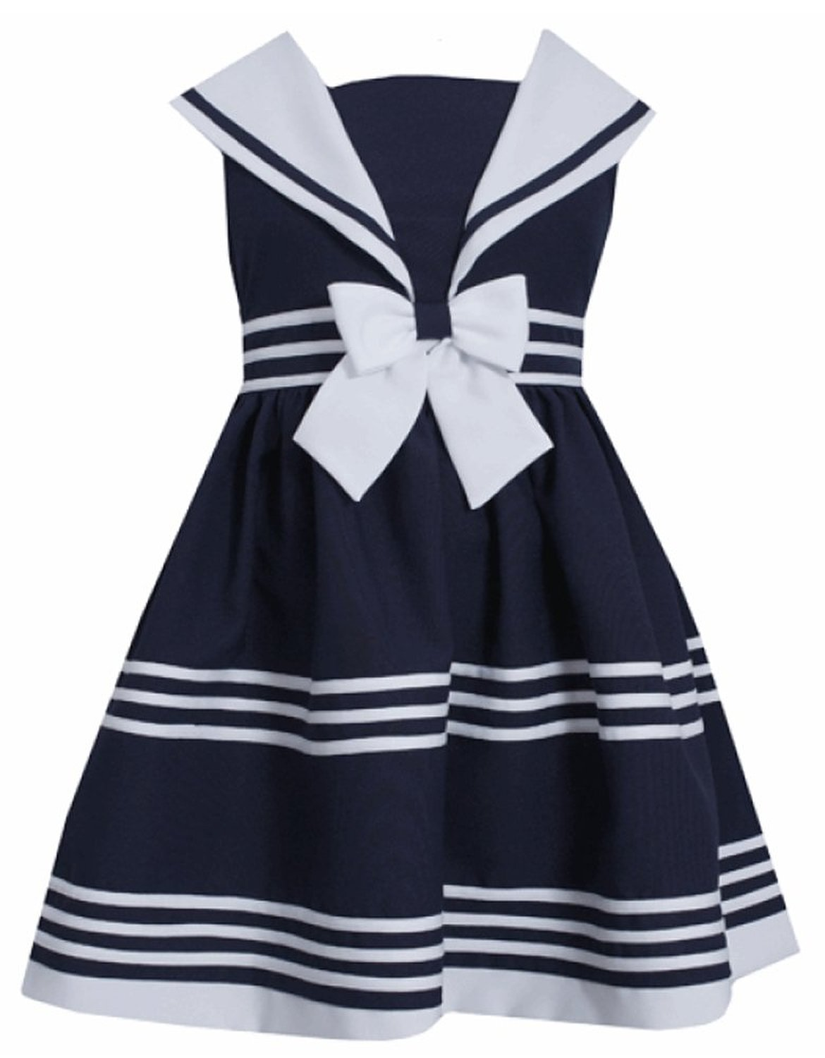 Shop the cutest selection of nautical dresses at ModCloth. Find fab nautical frocks featuring crisp pinstripes and anchor prints.
