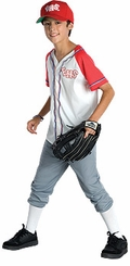 Boys Baseball Costume - Wildcats Baseball Costume