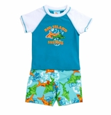Boys Big Island Surfing Swim Set - Baby Buns Boys