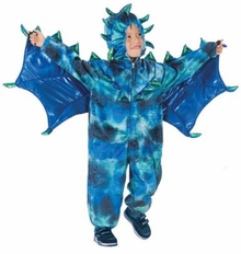 Boys Dragon Costume -  Sully the Dragon  out of stock