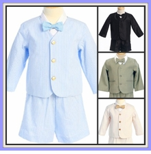 Boys Eton Suits & Ringbearer Suits