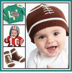 Boys Football Clothes - Baby Sports Outfits