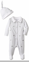 Quiltex Baby-Boys Elephant Layette Set