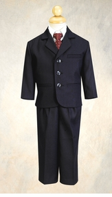 Boys Suits - Navy Suit - SALE
