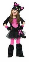 Cat Halloween Costume - Miss Kitty Costume