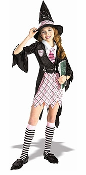 Charm School Witch Costume