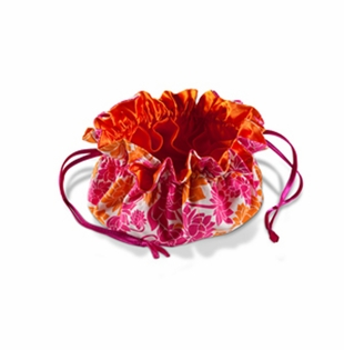 Chic Bloomin Ohm Iota Jewelry Pouch - SOLD OUT