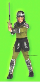 Child Costumes Or Plus Size Costumes - Skull Warrior