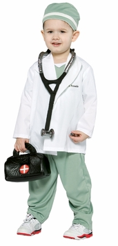 Child Doctor Costume out of stock